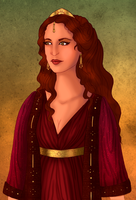 Circe by andi-scribbles