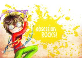 Obsession Rocks by RouChan