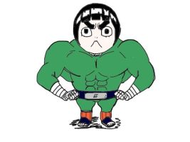 Rock Lee!!!! by Goforthpro