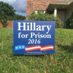 Hillary for Prison 2016! by OddGarfield
