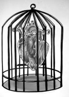 Caged Heart by Silencer171