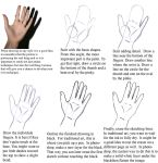 Hand Tutorial 3 by manic-goose