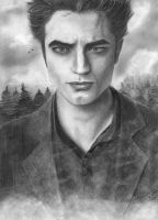 Edward - New Moon by myxsummerxrain