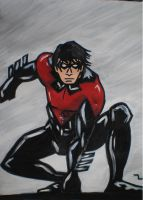 New 52 Nightwing by jlh-arts
