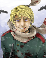 APH: Stalingrad by ryounkura