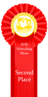 HHSSS Second Place by HoofHaven