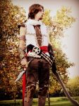 Prince of Persia Cosplay 2 by ASCosplay