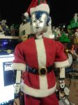 Dave my Humanoid Robot as Santa by mcsdaver