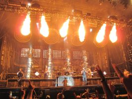 Rammstein 13 Sonisphere by lordjustice