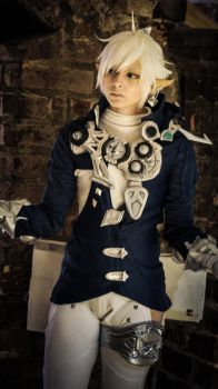 Alphinaud in the castle by ShadowFox-Cosplay