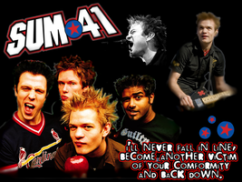 Sum 41 Wallpaper... by Beth182