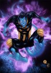 Nightcrawler by Eddy-Swan-Colors