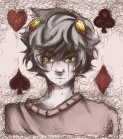 Karkat by ChussKa