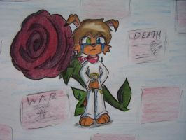 War is never the Solution... by bestlim10