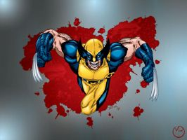 Wolvie by MarcBourcier