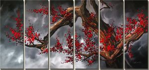 Plum Blossom2 by wugallery