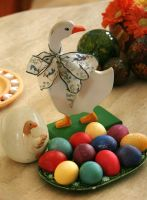 Happy easter Marmotica by ingeline-art