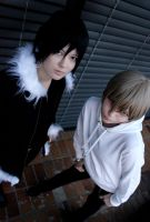 DURARARA: Two of a Kind by GianMarqu