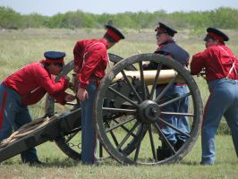 Prepping the cannon by Like--A--Fox