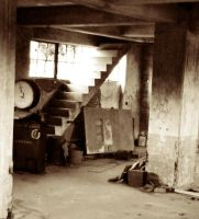 Flour Mill by jaded-ink