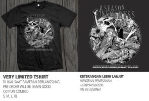T-shirt A Season of The Abyss by painsugar