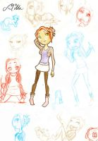 character 1 by cording44