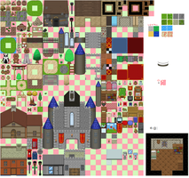 32X32 tileset. UPDATED OFTEN by chasz-manequin