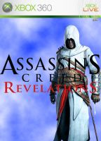 assassins creed revelations xbox cover by x-Andy-Sixx-x