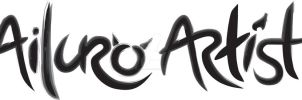 'AiluroArtist Logo' - Illustrator - (Sep 2012) by AiluroArtist