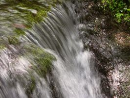 flowing by carrsa