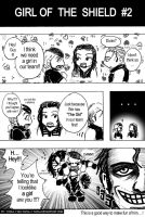 The Shield Funny Moment : Girl Of The Shield 2 by Tapla