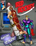Redrocket Cover by Bowen12a