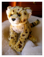 Webkinz Signature - Cheetah by The-Toy-Chest