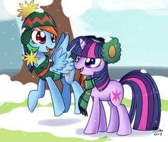 On A Winter Day by Bukoya-Star