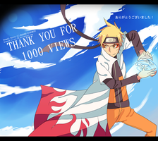Thank you for 1000 Views !! by yui-22
