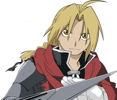 Edward Elric. by jlmendes