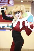 Harleen Francess Quinzel - Harley Quinn by DraconPhotography