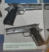 Viet Cong M1911 Copy by shelbs2