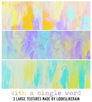 With A Single Word by lookslikerain