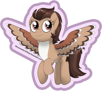 Sparrow Pony by BananimationOfficial