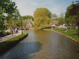 Borton on the water Cotswolds by hellonlegs