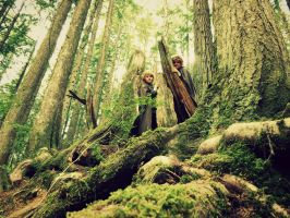 Troublesome Hobbitses by mindless-cosplay