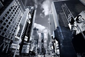 I Miss New York II by PortraitOfaLife