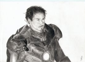 Iron Man by THANITH-CS