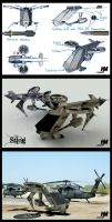 Sting-Helicopter by Mr-Evin