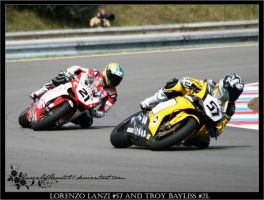 Brno- Lanzi and Bayliss by QueenOfHearts21
