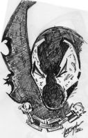 Spawn sketch by james7371