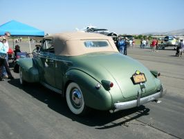1940 LaSalle Series 50 V8 Convertible Coupe by RoadTripDog