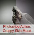 Creepy Skin Action by FP-Stock