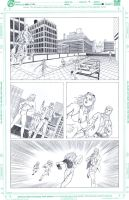 Fantastic Four Page 4 by fixart